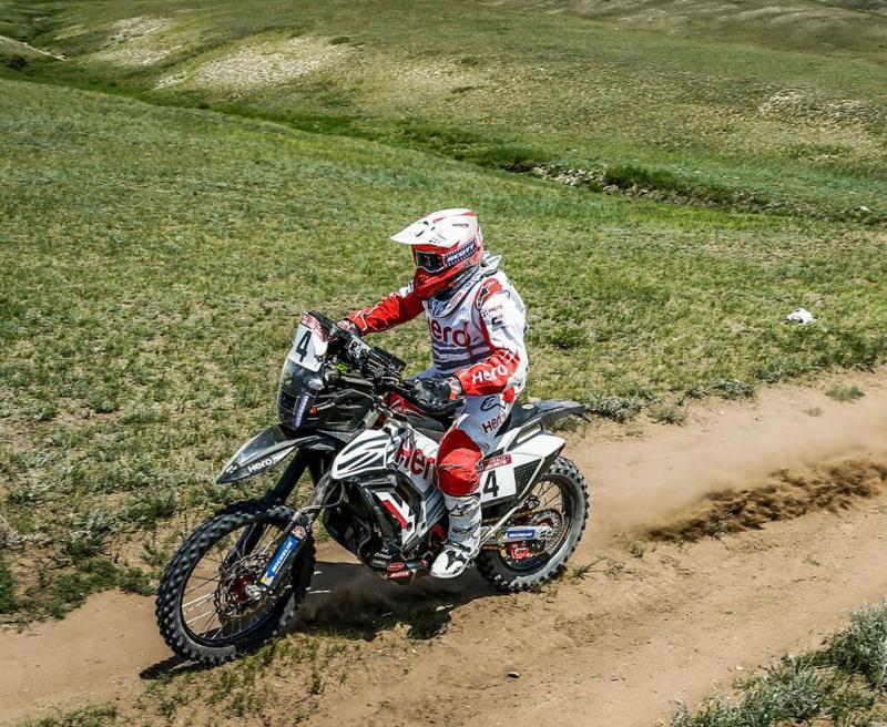 Paulo Gonçalves (Hero Motosports)