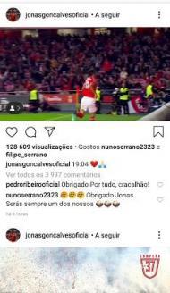 Reações ao anúncio de Jonas de que termina a carreira