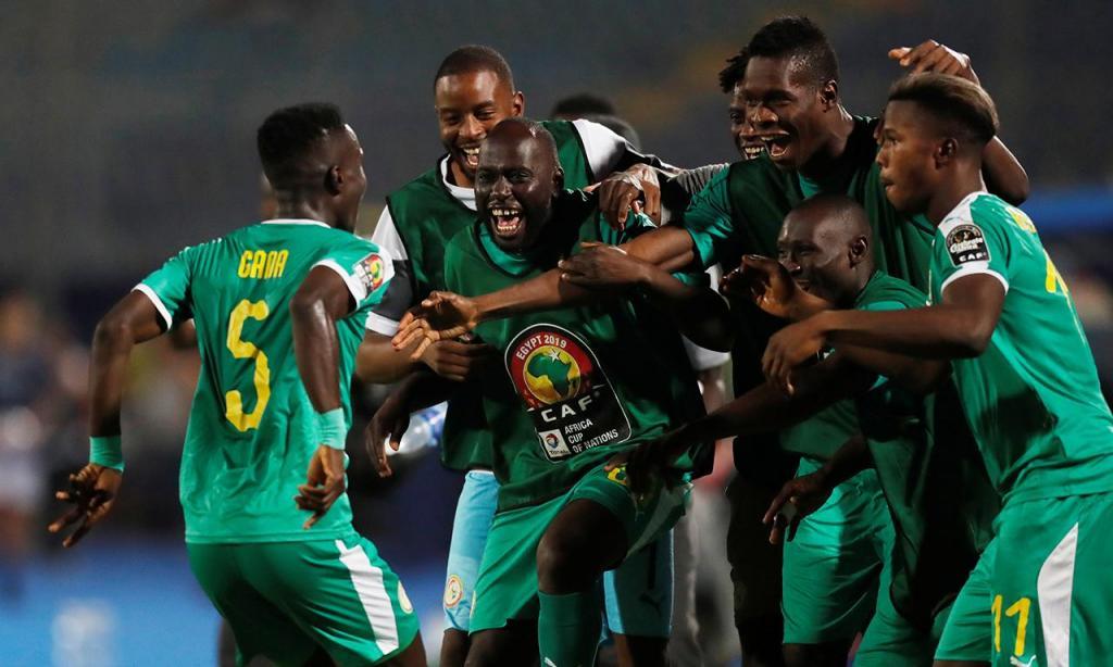 Senegal-Benin