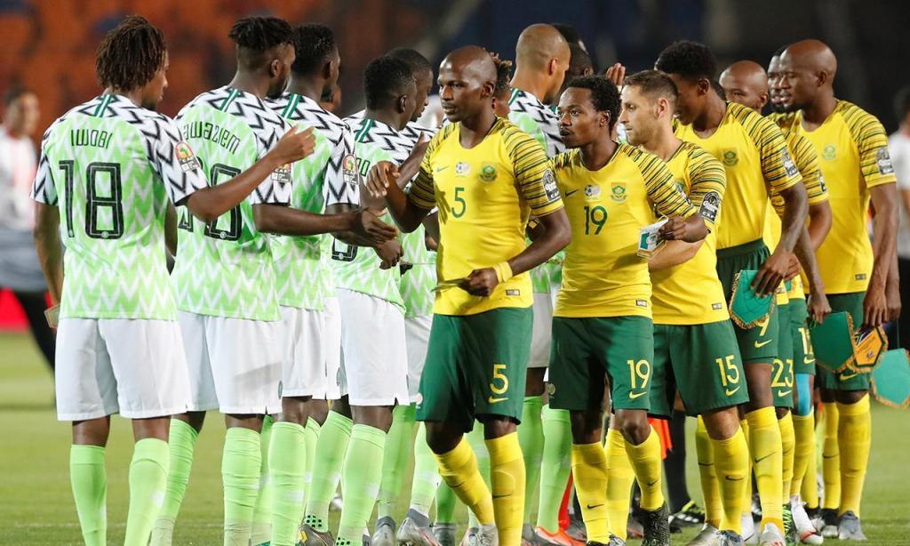 Nigéria-África do Sul