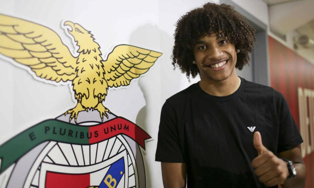 Célio Coque (foto Benfica)