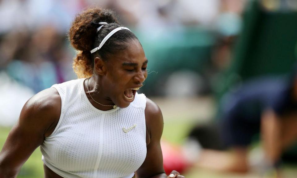 Ténis: Serena Williams e Simona Halep na final de Wimbledon
