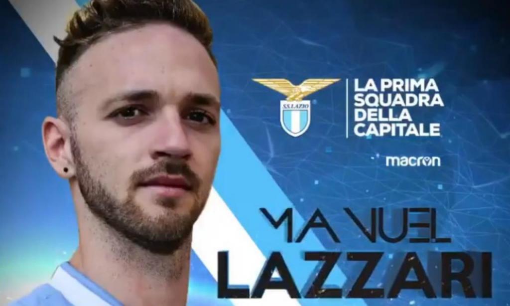 Manuel Lazzari (foto Lazio)