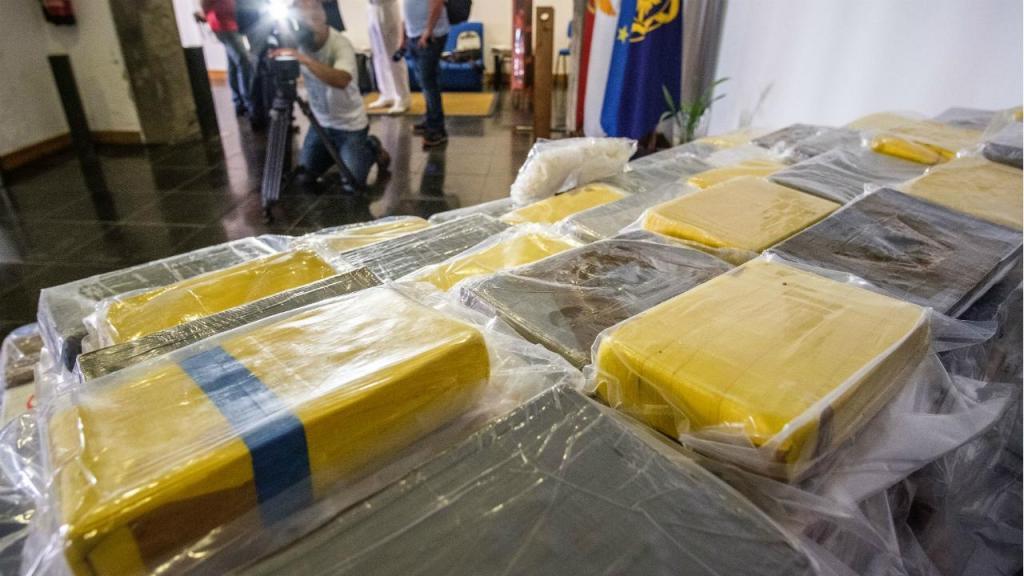 Apreensão de droga nos Açores