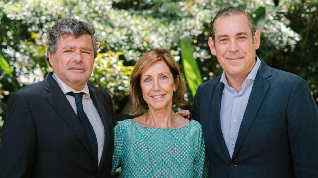 Luís Cabral, Rosa Cullell, Manuel Mirat