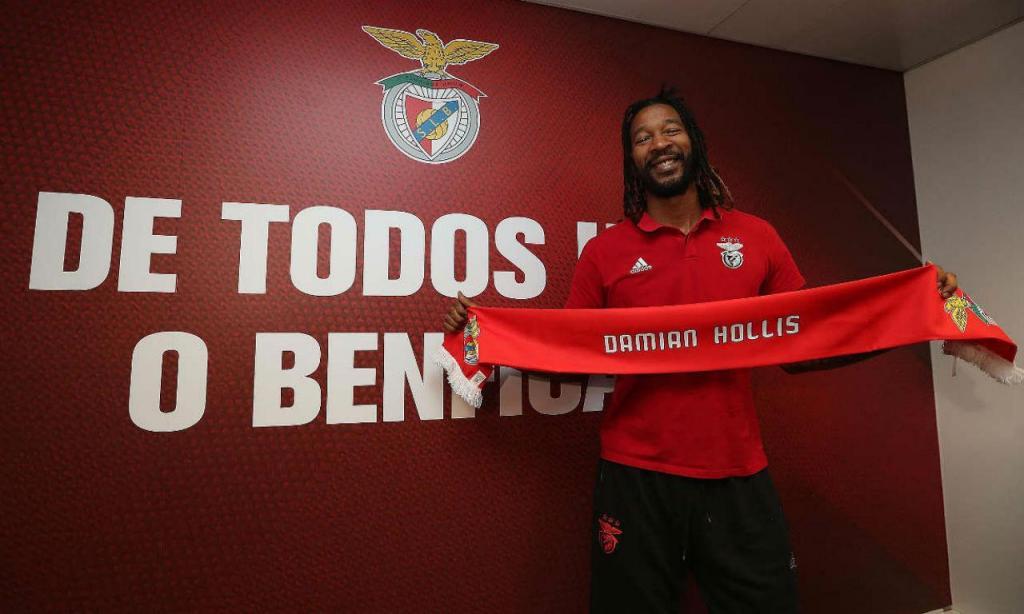 Damian Hollis (Benfica)