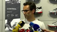 «Falei com Vieira e vou estar sempre relacionado ao Benfica»