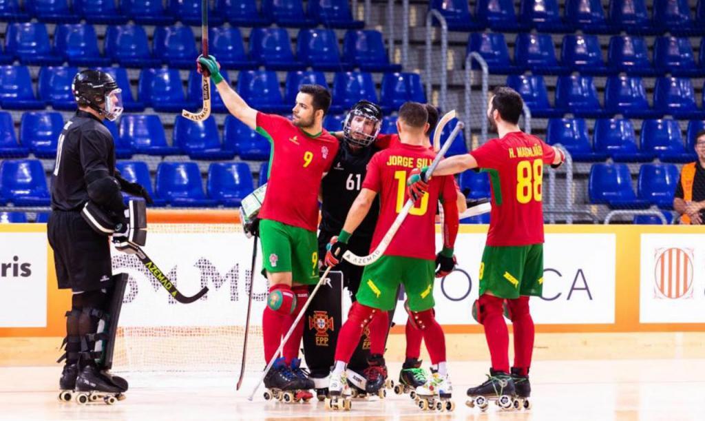Portugal hóquei em patins