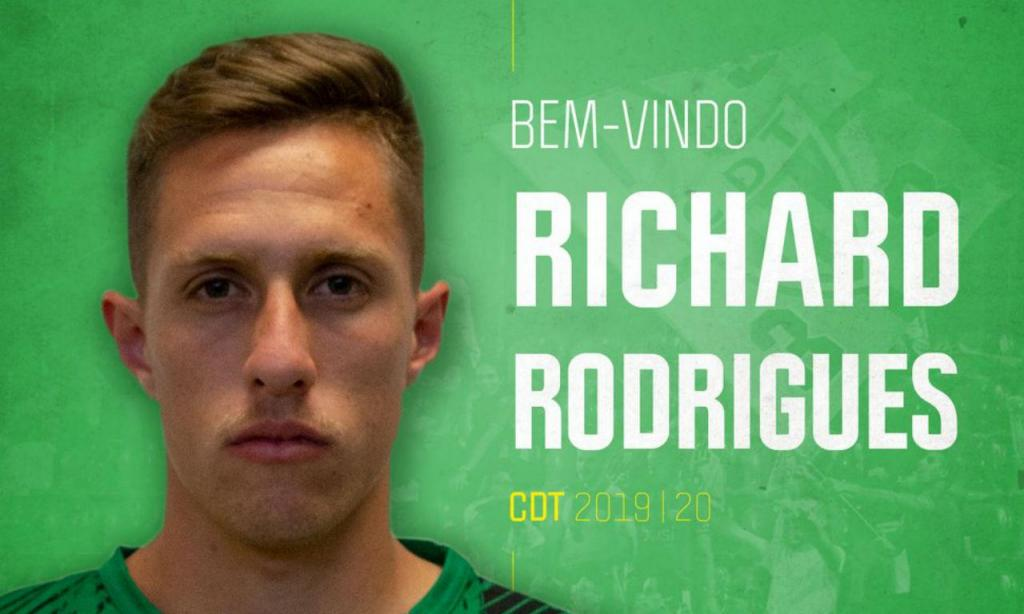 Richard Rodrigues (twitter Tondela)