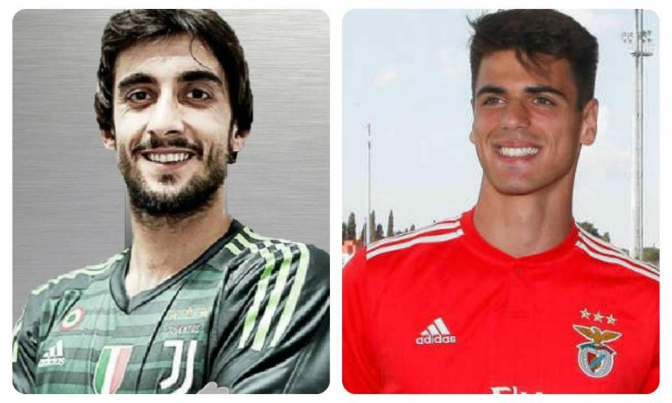 Negócio em vista: Mattia Perin no Benfica e João Ferreira na Juventus