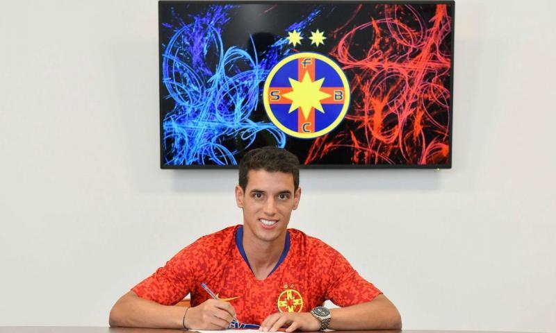 Diogo Salomão (facebook Steaua)