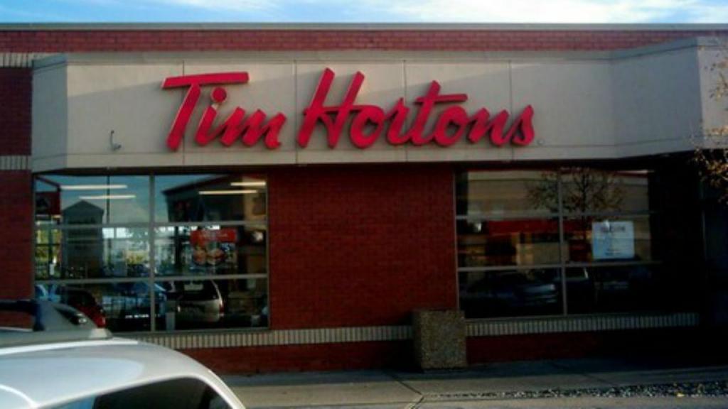 Tim Hortons, nos EUA