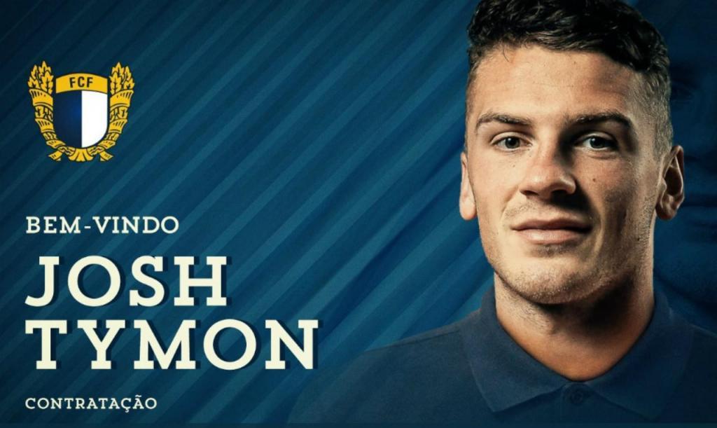 Josh Tymon (Foto: FC Famalicão)