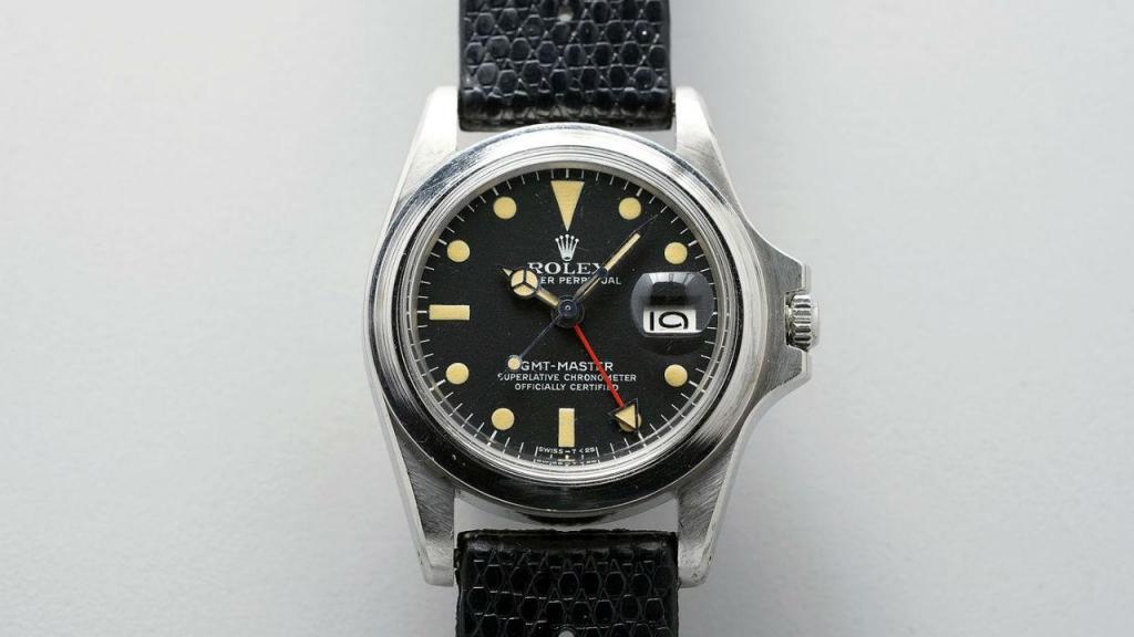Relógio de Marlon Brando