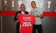 Carlos Vinícius (foto Benfica)