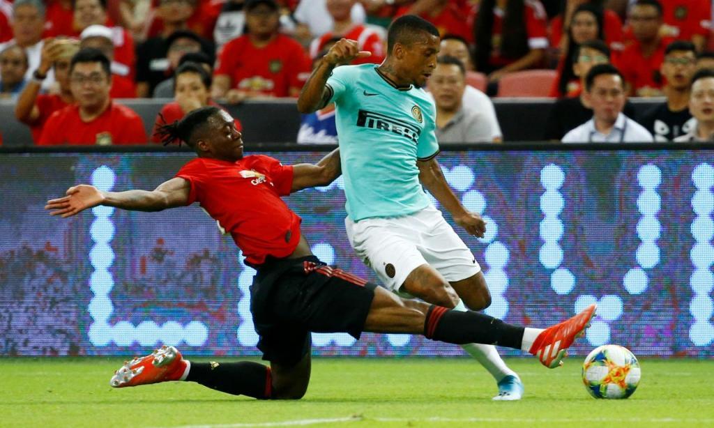 ICC: Manchester United-Inter Milão (REUTERS/Feline Lim)