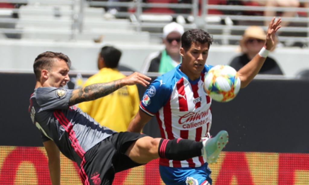 Benfica-Guadalajara