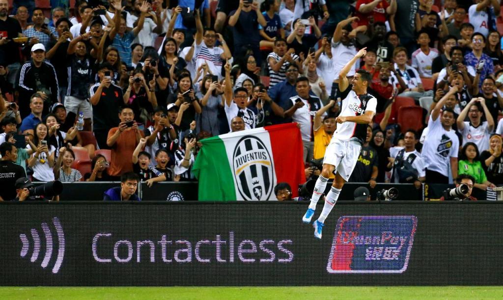 Tottenham-Juventus (REUTERS/Feline Lim)