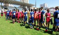 Pré-Época: FC Porto B vs Al-Duhail (Foto: Varzim SC)