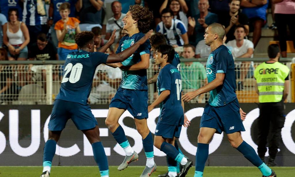 FC Porto-Getafe