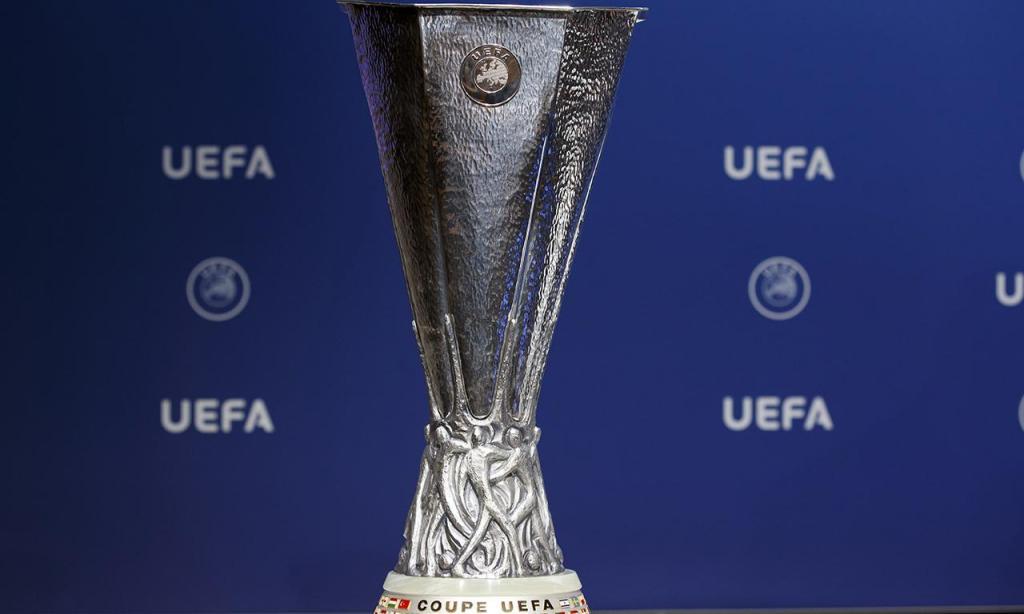 Sorteio da Liga Europa