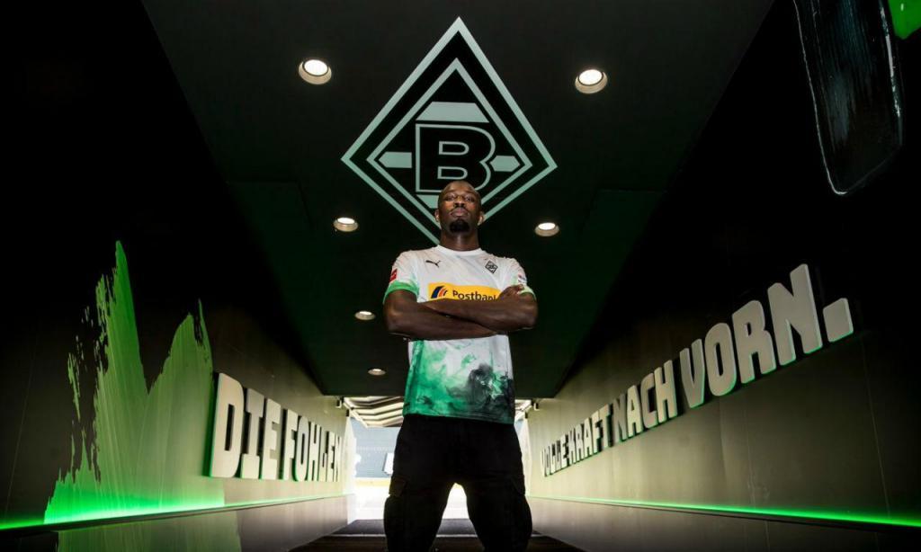 Marcus Thuram (twitter Borussia Monchengladbach)