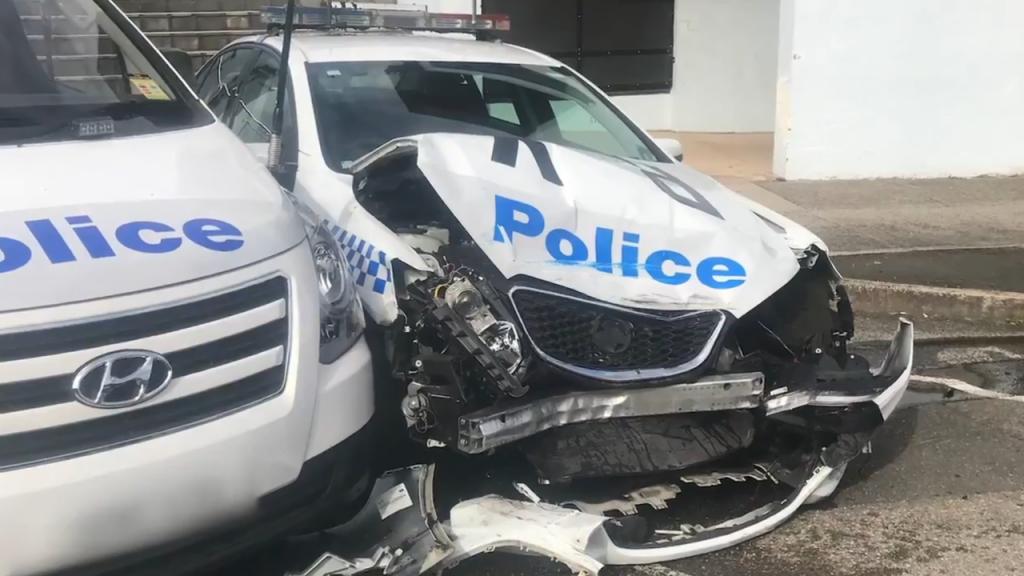 Polícia de New South Wales