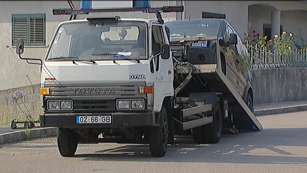 Lousada: suspeito matou vítima com dois tiros na cabeça