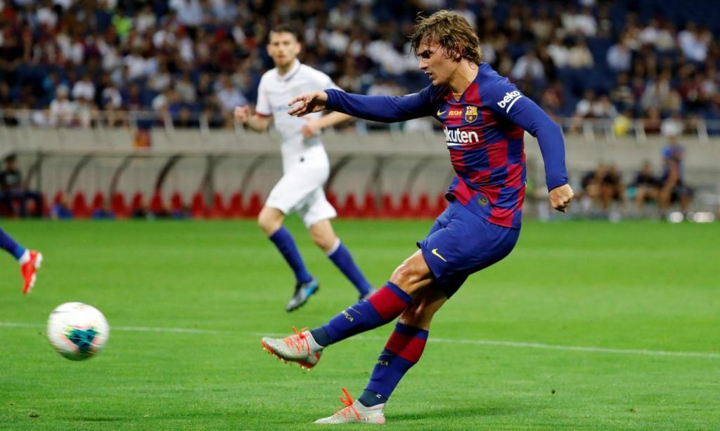 Pré-época: Barcelona-Chelsea (Reuters)