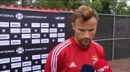 «Sinto-me muito bem a jogar com o De Tomas»