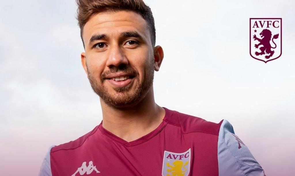 Trezeguet (foto Aston Villa)