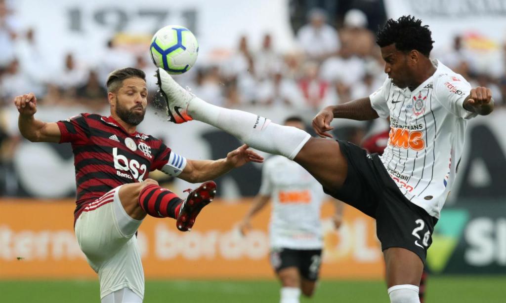 Diego, Flamengo (Reuters)