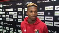 Florentino: a análise ao jogo e a mensagem para os Sub-19