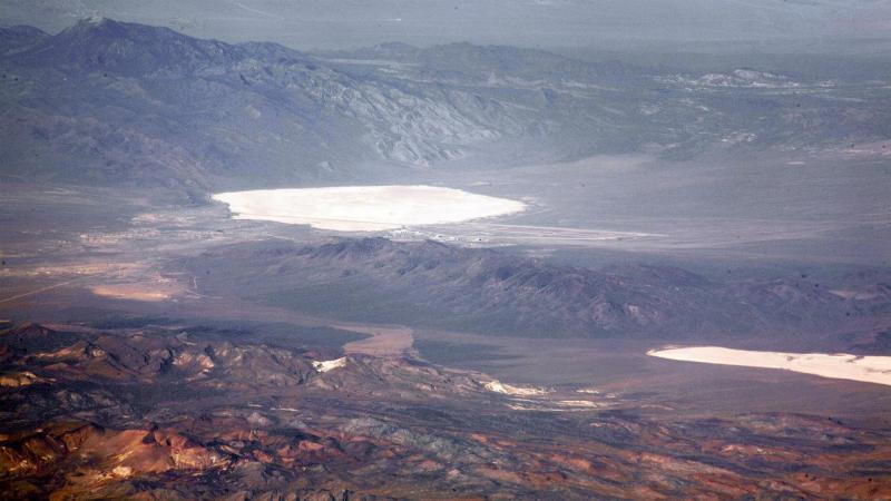 Área 51 é uma base militar dos EUA envolta em mistério