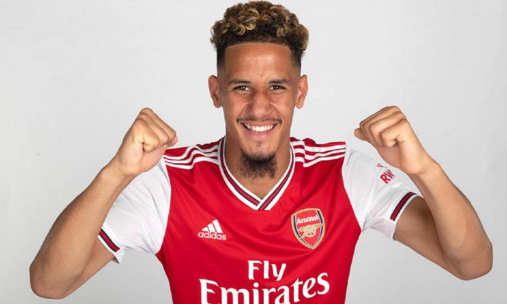 William Saliba (Arsenal)
