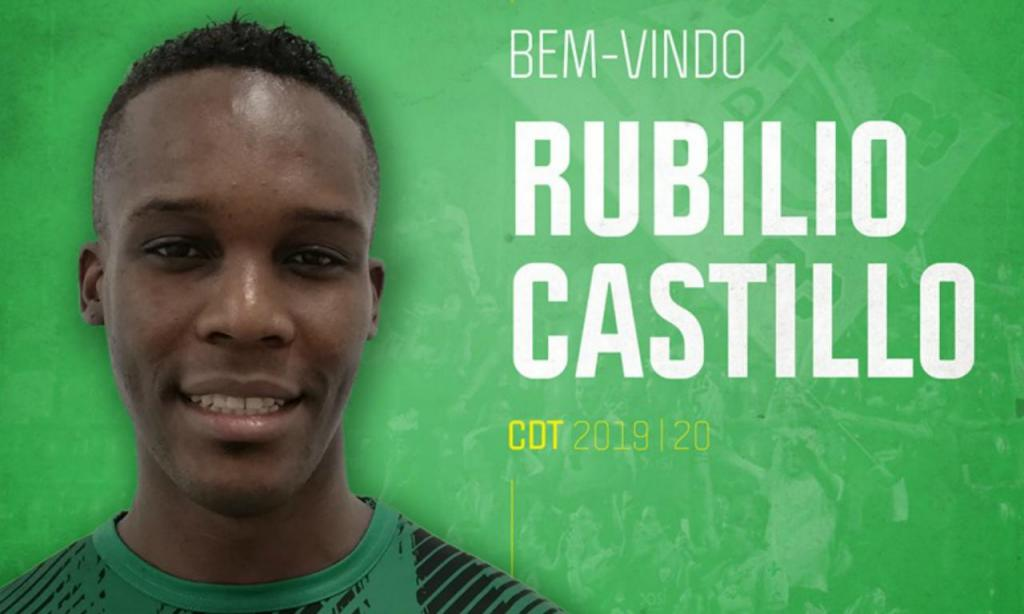 Rubilio Castillo (CD Tondela)