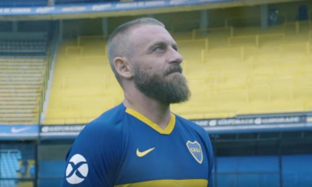 De Rossi (Boca Juniors)