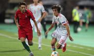 Europeu de Sub-19: Portugal-Espanha