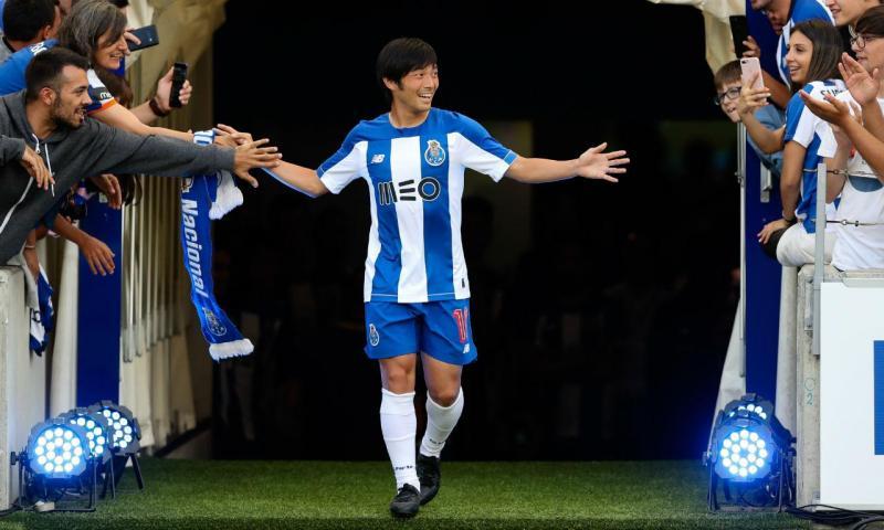 As imagens da apresentação do FC Porto aos adeptos