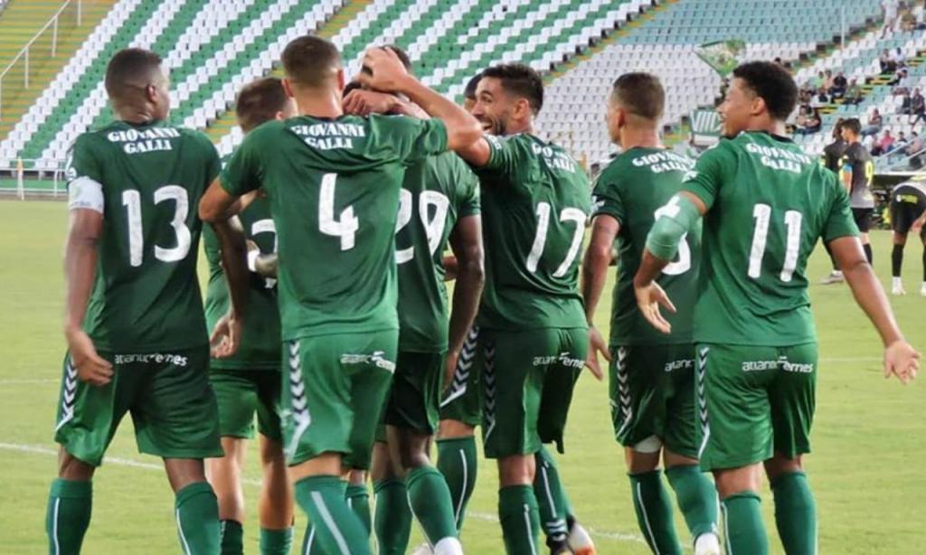 V. Setúbal vence Extremadura na apresentação para 2019/2020 (Vitória FC)