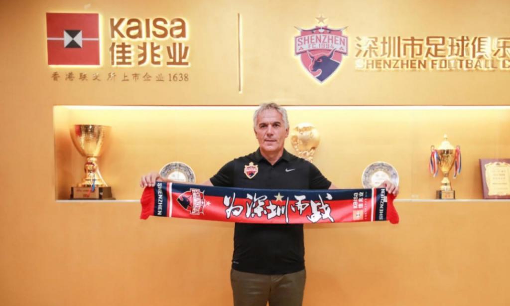 Roberto Donadoni (Shenzhen)