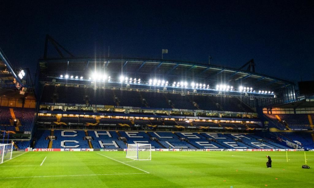 Stamford Bridge (Reuters)