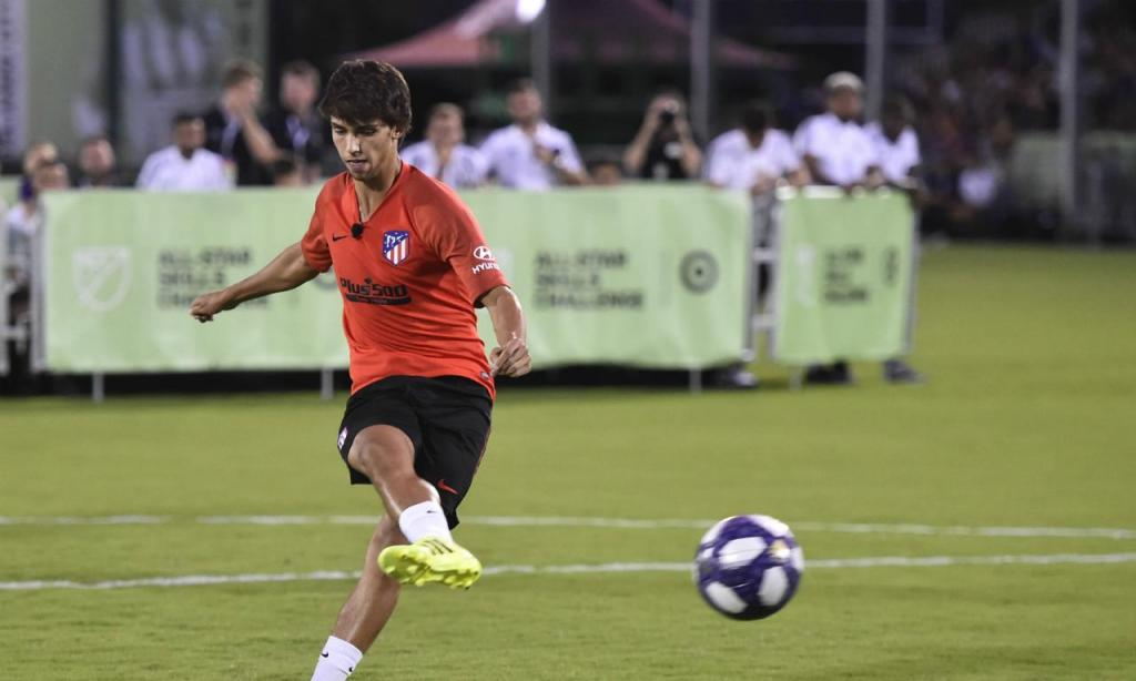 João Félix (Jasen Vinlove-USA TODAY Sports)