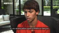 «Quero ser como o Cristiano Ronaldo»