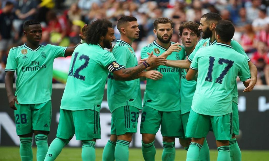 Real Madrid-Fenerbahçe (Reuters)