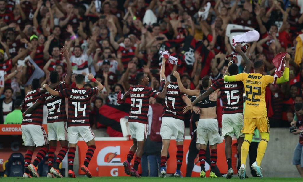 Libertadores (1/8 final) Flamengo-Emelec (Reuters)