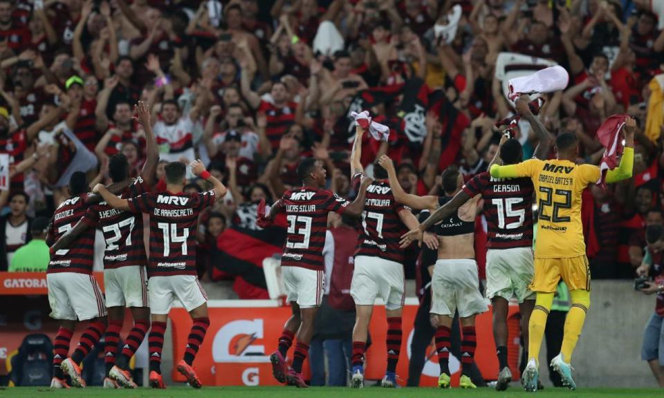 Flamengo-Santos: Maracanã esgotado