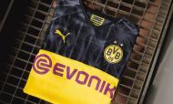 B. Dortmund lançou nova camisola para a Champions