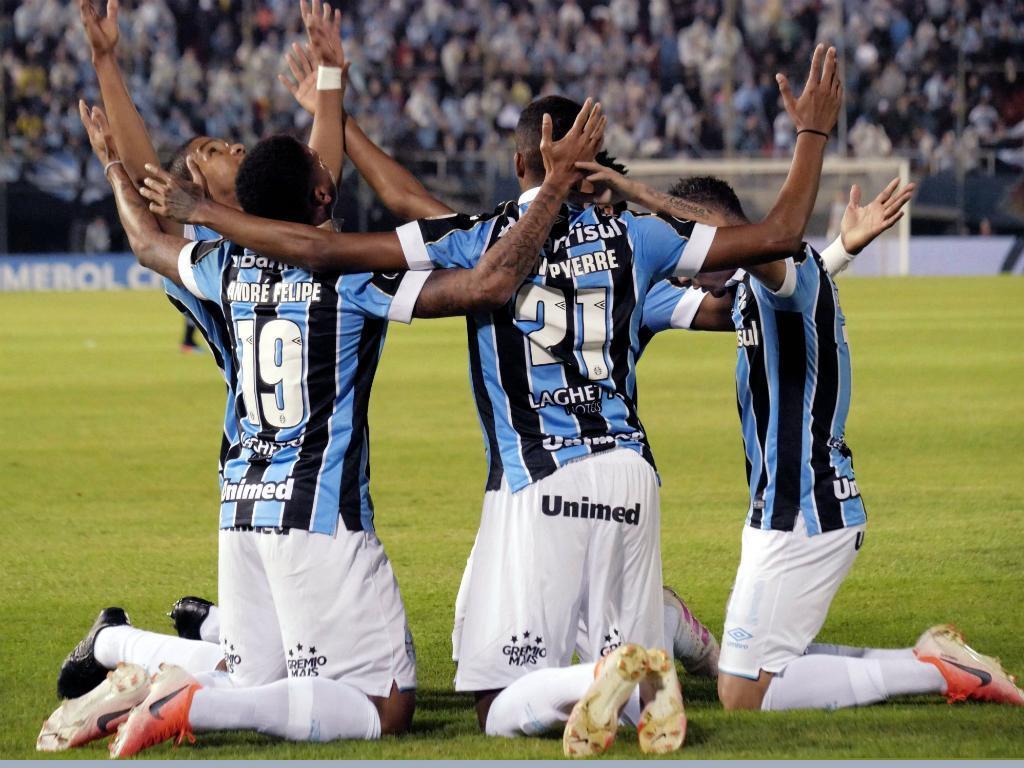 Libertad-Grêmio (EPA/MARTIN CRESPO)