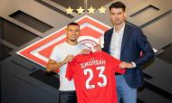 Jordan Larsson (foto: Spartak Moscovo)